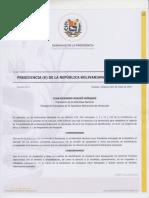 DECRETO 6 - RESGUARDO DEL DERECHO A LA IDENTIFICACIÓN DE LA DIASPORA