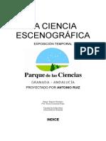 La Ciencia Escenográfica