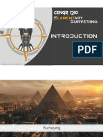 Introduction to Surveying