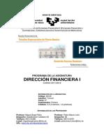 Programa DFI 2011-12