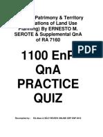 1100 Qna Ppt by Serote Quiz