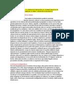 ÉPOCA DE REVOLUCIONES Y EL IMPERIO DE NAPOLEÓN LAS COLONIAS INGLESAS EN NORTEAMÉRICA SE INDEPENDIZAN.docx