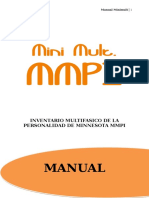 Manual Minimult 2