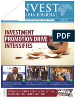 Invest Namibia Journal (INJ) June 2019 Edition
