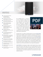 Turbosound Iq15 Brochure