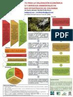 Valoración Económica de Bienes y Servicios Ambientales en Ecosistemas Estrtégicos