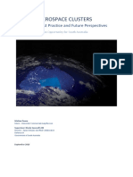 AEROSPACE CLUSTERS (World's Best Practice and Future Perspectives)