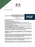 Arrêté sécheresse Loire juillet 2019