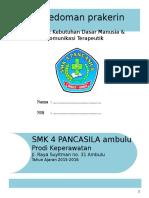 X Buku Pedoman KDM Cover