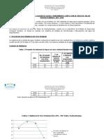 Informe Acciones en Agua DAS Huehuetenango Dip.karla