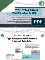 3. Presentasi Strategi Literasi Dalam Pembelajaran SMP KP1-220217