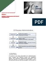 Fundamentos Del Control Organizacional