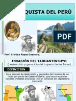 La conquista del PERÚ - INFORMACIÓN COMPLEMENTARIA.pptx