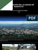 urbanización en tarapoto