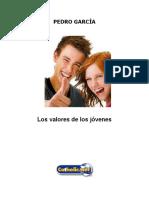 Los Valores de Los Jóvenes (Pedro García)