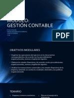 Modulo Gestion Contable