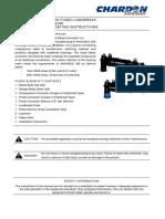15-25kV 200A Fuse Elbow Instruction Sheet