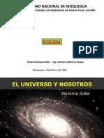 el universo y nosotros