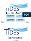 TIDES BOARDS FIRST DRAFT SMALL
