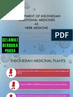 1.INDONESIAN herb MEDICINES.pptx