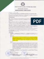 Reglamento General de Bonificación Por Función Investigación