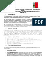Propuesta de Trabajo Convenio Umsa (25 Junio 2019)