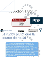 French Redistributable Intro Scrum