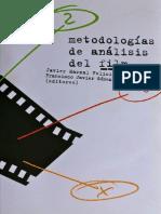 Metodologías de análisis del film