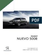 Manual Peugeot 5008