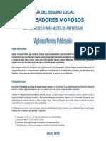 Duedores en Panama 2015 en Los Comerciantes