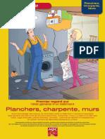 PT 03 Avant Renover Planchers Charpente Murs