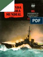 Tomo 5 - Enfrentamiento en El Atlantico y en El Norte de Africa - 1939 - 1941