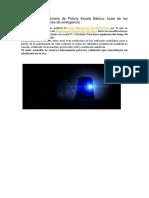Cambios luces vehículos de emergecia. RGV - Orden Ministerial PCI_810_2018.docx