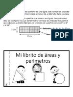 Areas y Perimetros Excelente Cuadernillo Para Practicar