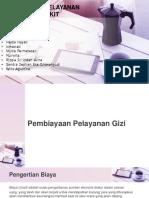 Kelompok 2 - PEMBIAYAAN PELAYANAN GIZI.pptx