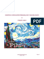 Curriculo Primaria, ESO y Bachillerato II2