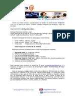 Informacion Sistema Pagolisto (Inv. Uniglobal CA)