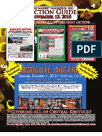Nov 15th 2010 Auction Guide