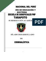 SILLABUS CRIMINALISTICA.docx