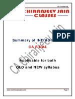 138 Summary Indas vs As