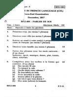 french mcq