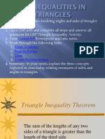 5-5 Triangle Inequality Theorem.ppt