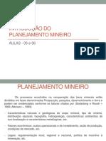 Planejamento minerio