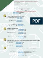 Test Tipos de Ecuaciones Grados y Geometria
