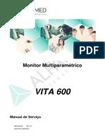 Vita 600A - Manual de Serviços