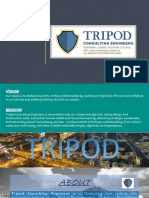 Brief Profile-Tripod Consulting Engineers