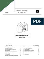 Handleiding FGD 212 en T v1.3