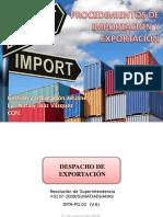 SESION 6 -PROCEDIMIENTOS ADUANEROS.pptx