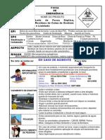 Ficha de Emergencia