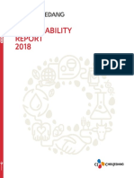 CJ Cheiljedang 2018 Sustainability Report